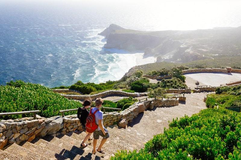 Pontos turísticos na Cidade do Cabo: Cape Point