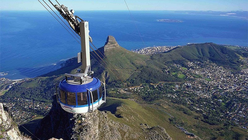 Seguro Viagem Internacional para a Cidade do Cabo