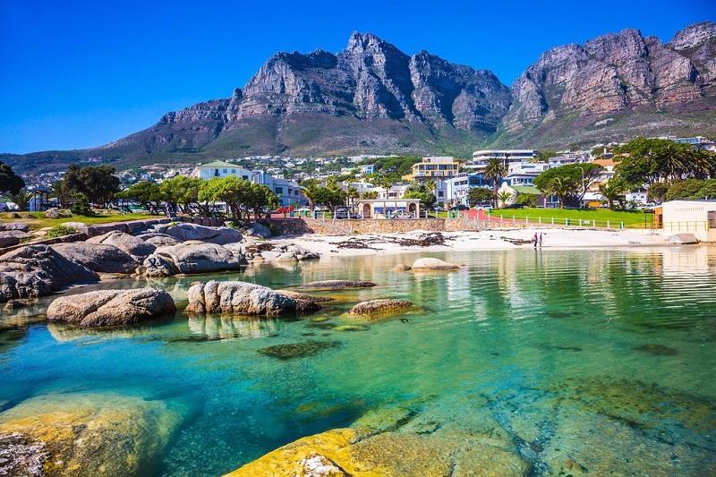 Clima e temperatura na África do Sul