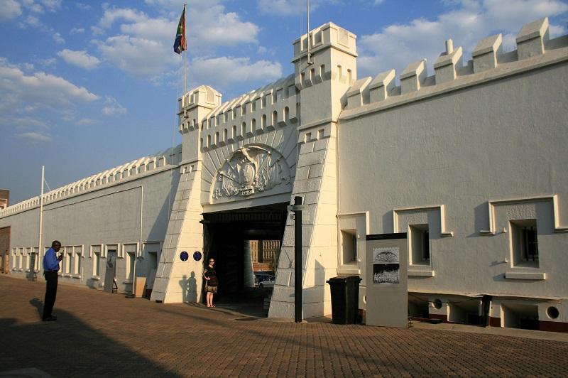 Pontos turísticos em Joanesburgo: Constituição Hill