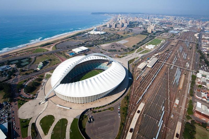 Durban vista de cima