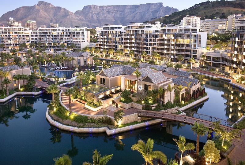 Economia na hospedagem na África do Sul