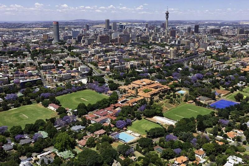 Onde ficar em Joanesburgo