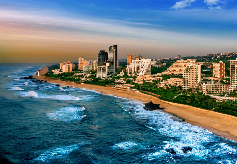 Onde ficar em Durban