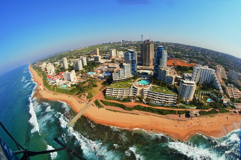 Melhores regiões para ficar em Durban: Umhlanga