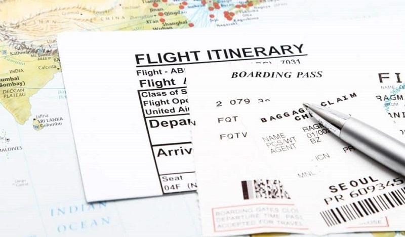 Comprando uma passagem aérea para o Marrocos