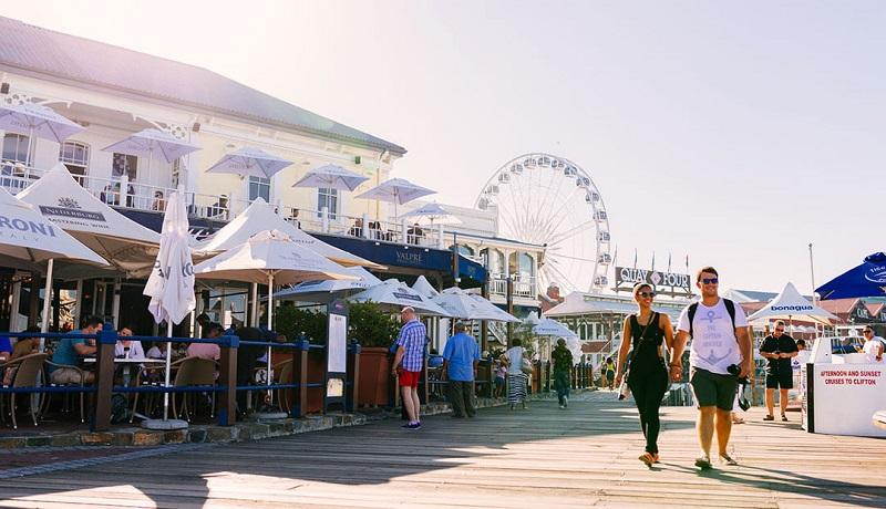 Compras em Waterfront na Cidade do Cabo