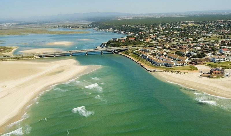 Port Elizabeth na África do Sul