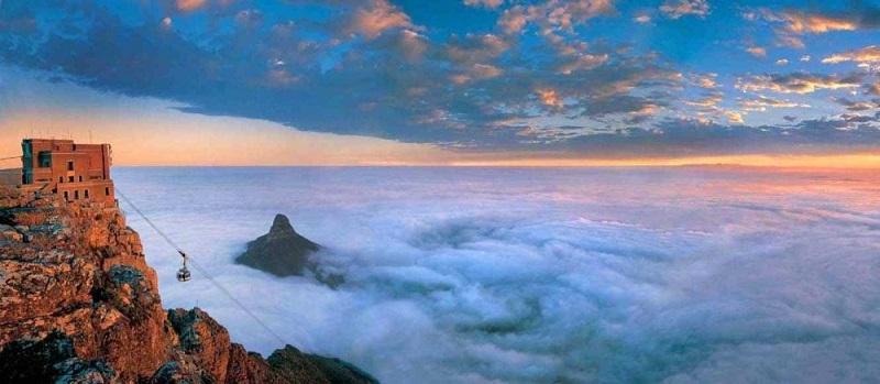Clima e temperatura na Cidade do Cabo