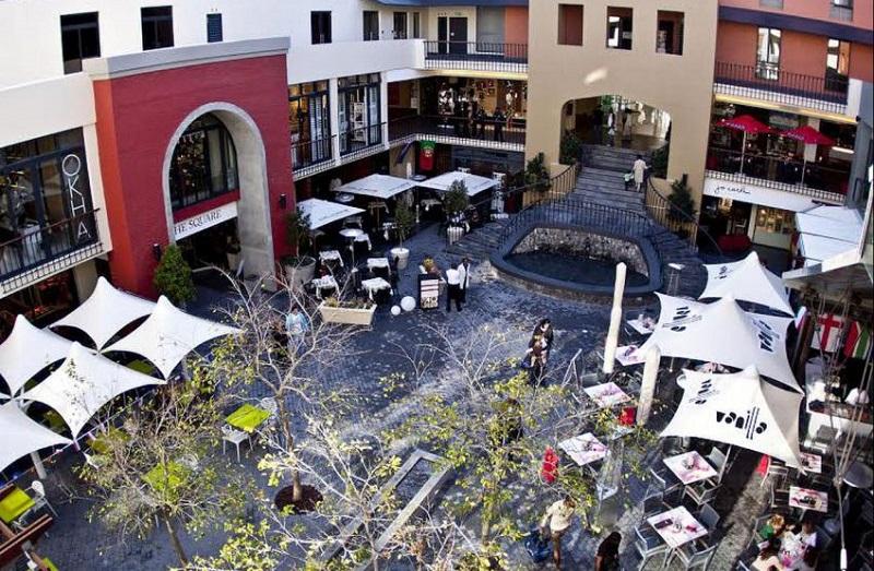 Shoppings na Cidade do Cabo