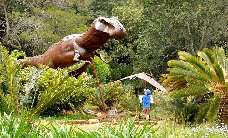 Ir ao Kirstenbosh Botanical Gardens com crianças na Cidade do Cabo