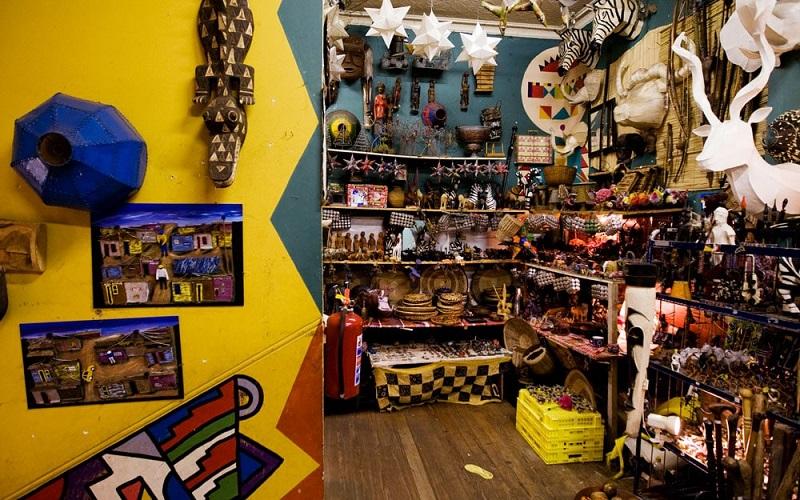 Onde comprar lembrancinhas e souvenis na Cidade do Cabo