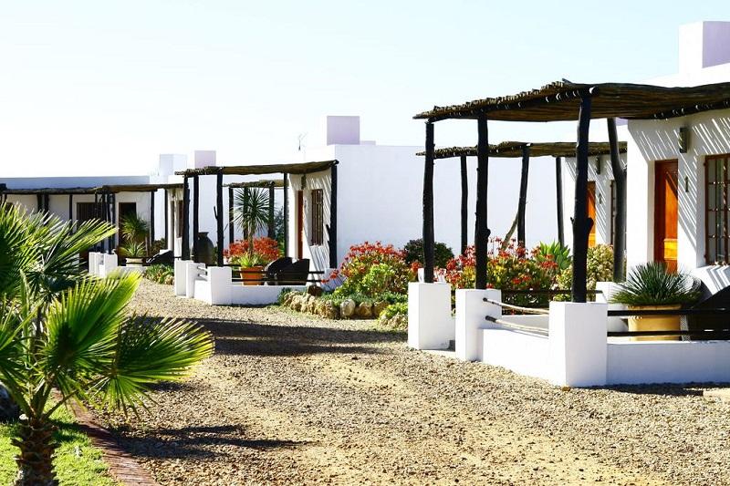 Lodge na reserva Inverdoorn na Cidade do Cabo