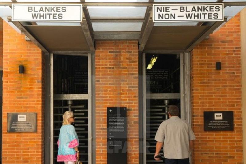 Lua de mel em Joanesburgo: Museu do Apartheid