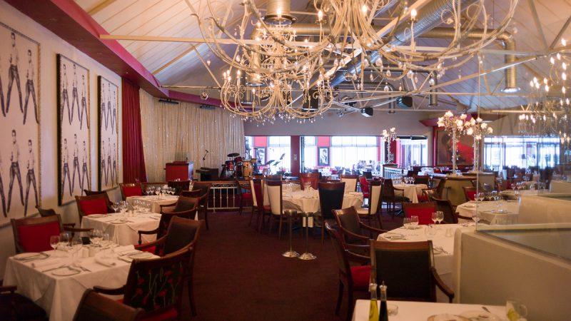 Pigalle Restaurant em Joanesburgo