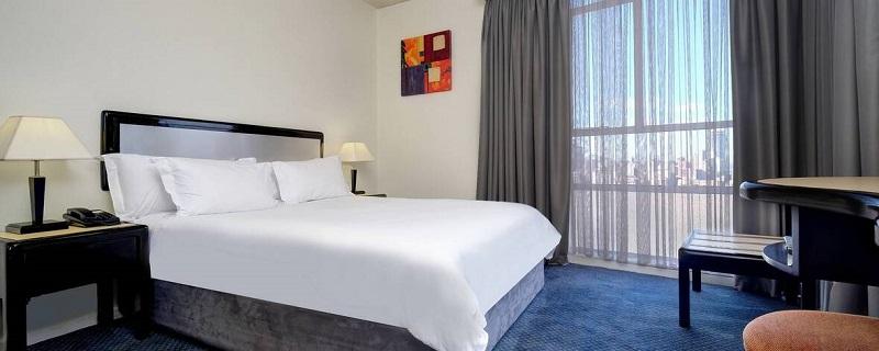 Quarto do Protea Hotel By Marriot Johannesburg Parktonian em Joanesburgo
