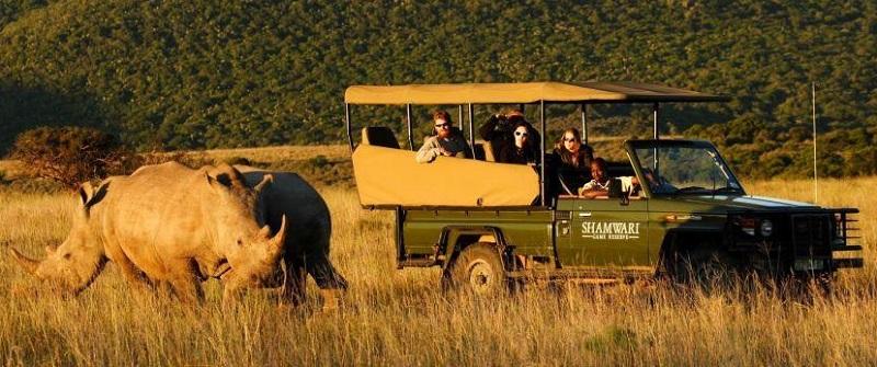 Reservas privadas na Cidade do Cabo