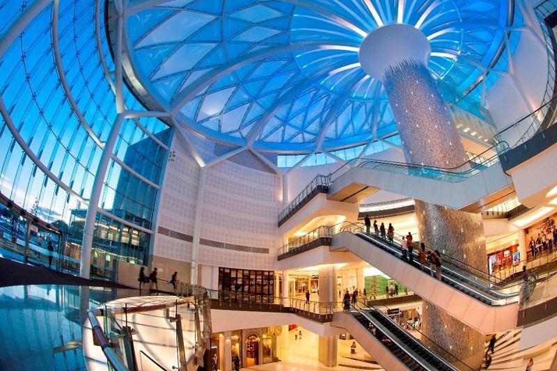 Shoppings em Joanesburgo