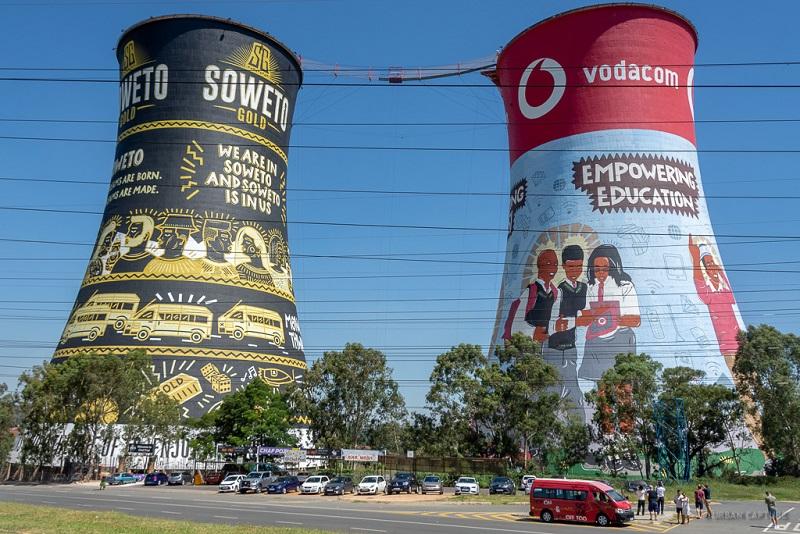 Ingresso para o tour por Joanesburgo e Soweto
