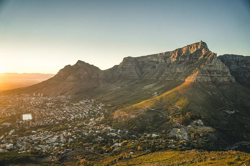 Ingresso para o tour pela Cidade do Cabo e Montanha da Mesa