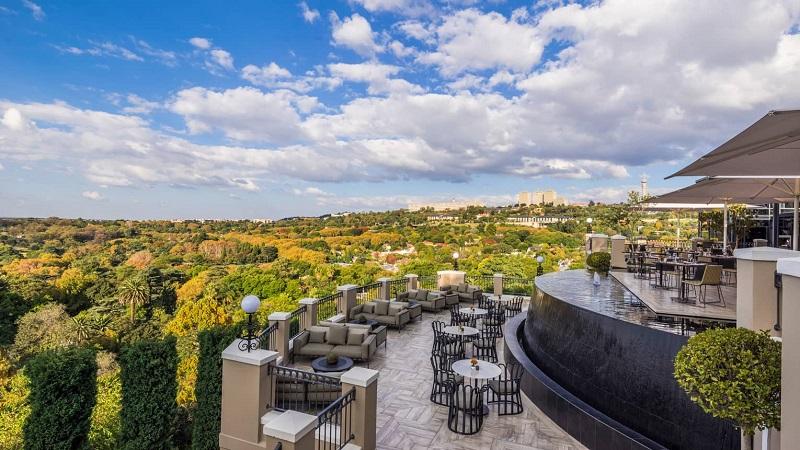 The View em Joanesburgo
