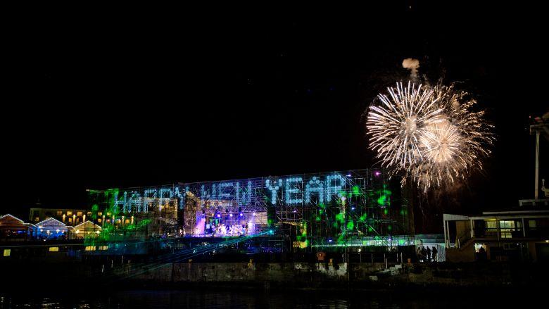 Atrativo para curtir no Ano Novo na Cidade do Cabo: Waterfront
