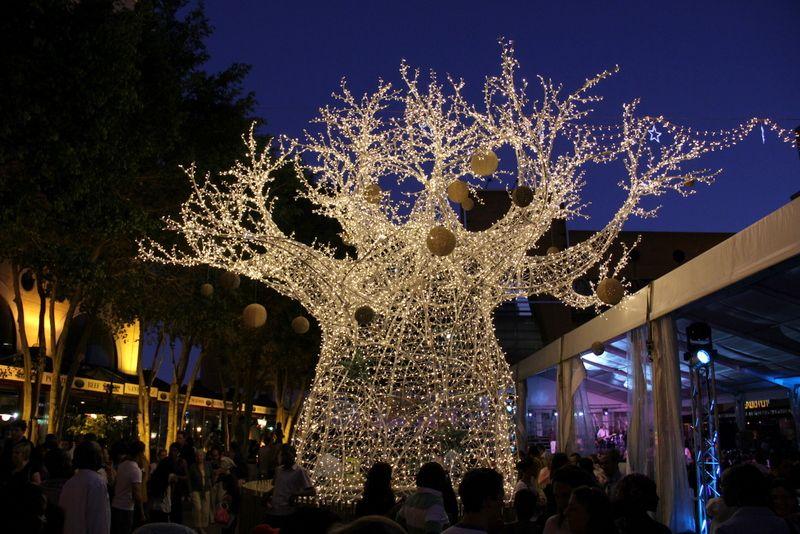 Tradições e costumes de Ano Novo em Joanesburgo: decoração