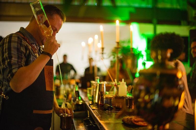O que fazer à noite na Cidade do Cabo: bares