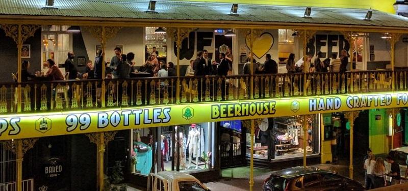 Beerhouse na Cidade do Cabo