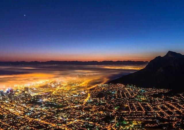O que fazer à noite na Cidade do Cabo