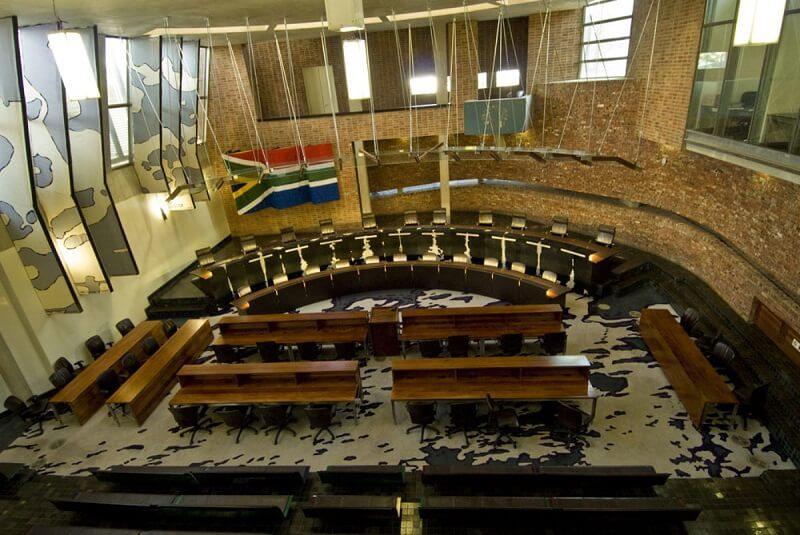 Constituição Hill em Joanesburgo