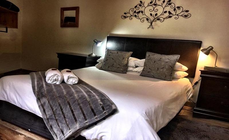 Quarto de hostel na Cidade do Cabo