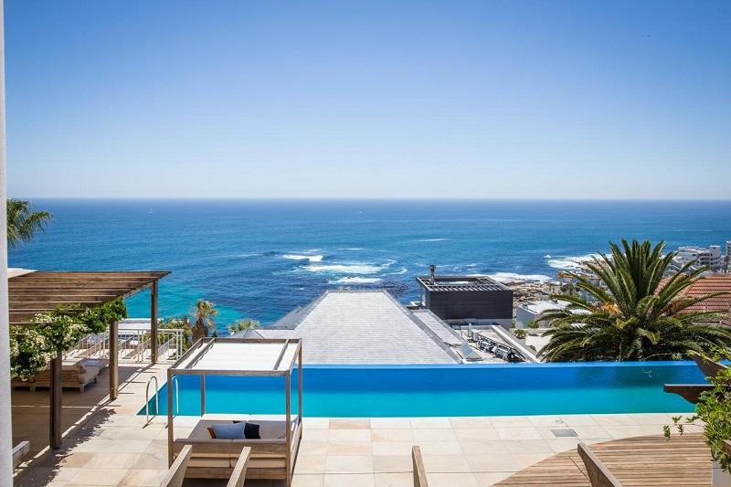 Hotel para ficar no Ano Novo na Cidade do Cabo: Compass House Boutique Hotel