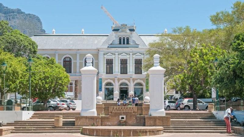 Iziko South African Museum na Cidade do Cabo