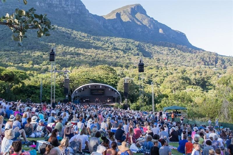 Ponto turístico para visitar no Ano Novo na Cidade do Cabo: Jardim Botânico Kirstenbosch
