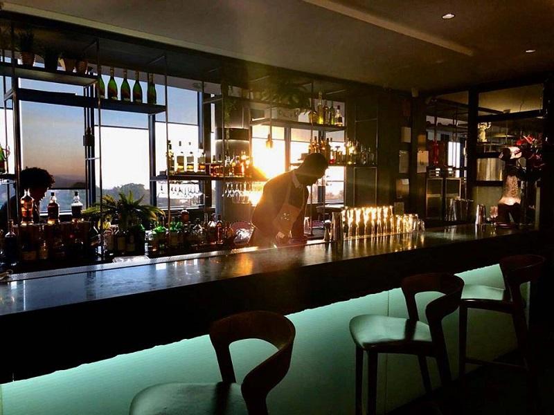 Mix Cocktail Bar em Joanesburgo