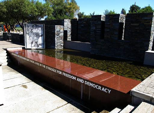 Hector Pieterson Memorial e Museu em Joanesburgo