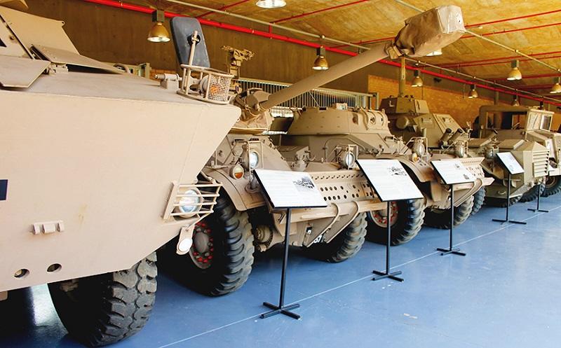 Museu Nacional de História Militar da África do Sul