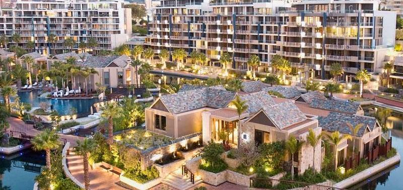 Hotéis de luxo na Cidade do Cabo