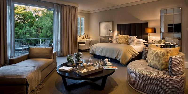 Quarto de hotel em Joanesburgo