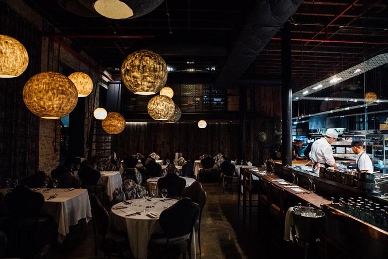 O que fazer à noite na Cidade do Cabo: restaurantes