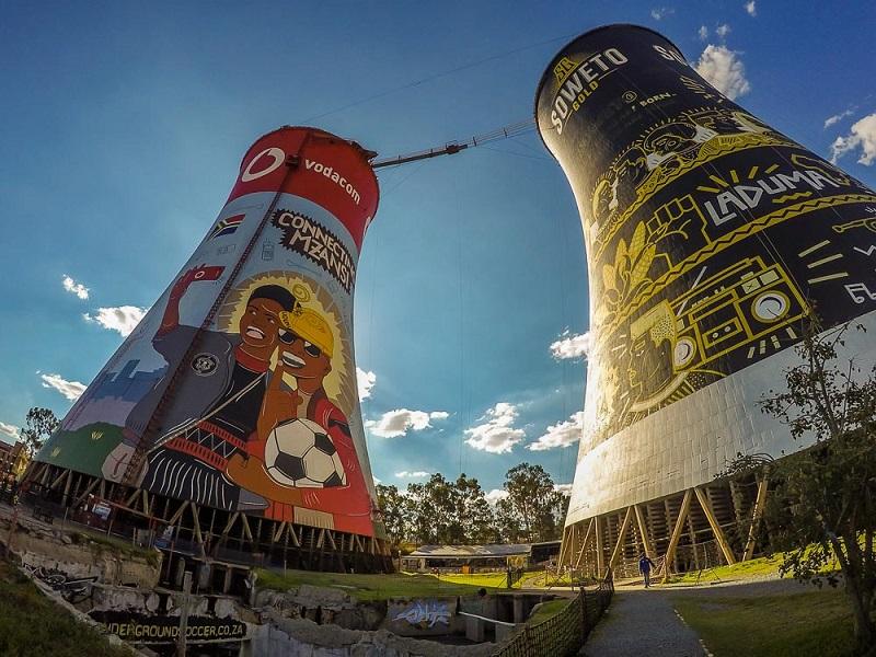 Verão em Joanesburgo: Soweto