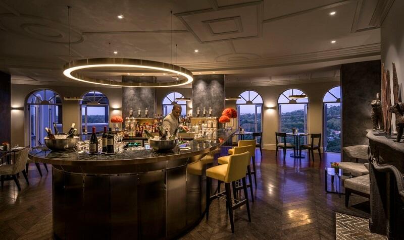 O que fazer à noite em Joanesburgo: restaurantes