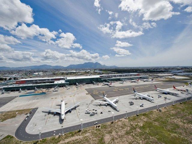 Como ir do aeroporto da Cidade do Cabo até o centro turístico