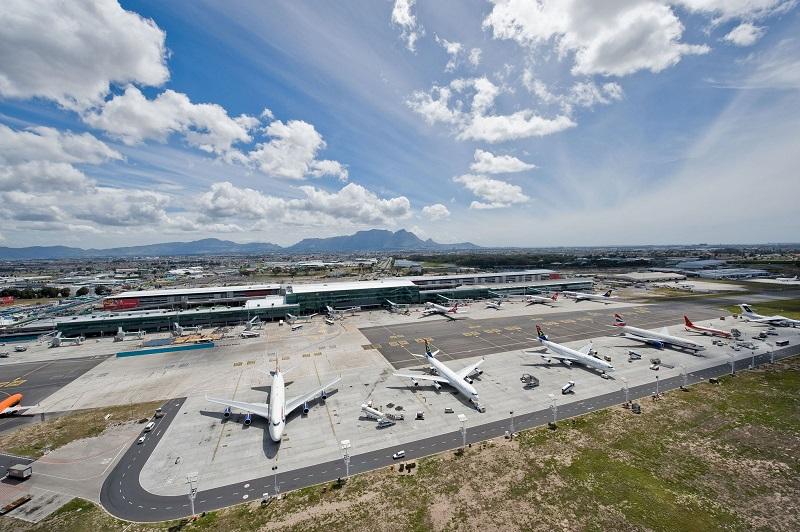 Aeroporto Internacional da Cidade do Cabo