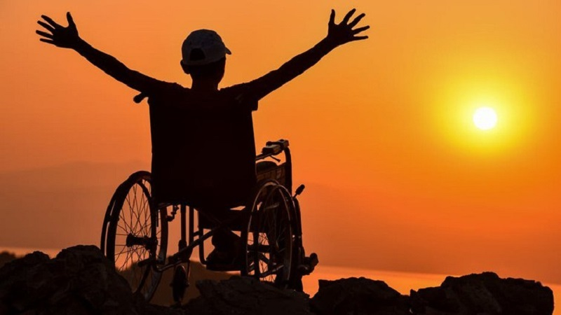 Deficientes físicos em Joanesburgo