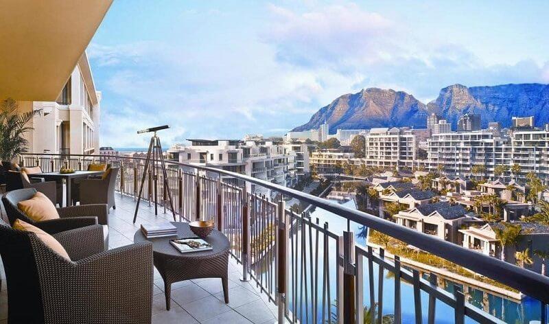 Hotel na Cidade do Cabo