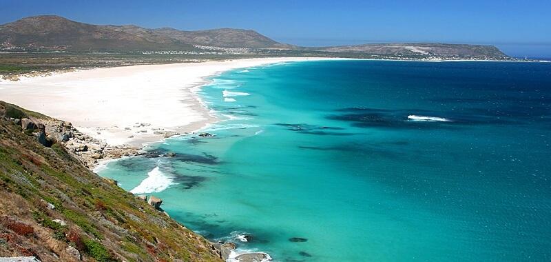 Melhores praias da Cidade do Cabo: Noordhoek Beach