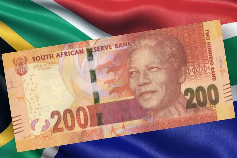Dinheiro vivo / randes em espécie para a Cidade do Cabo e toda a África do Sul