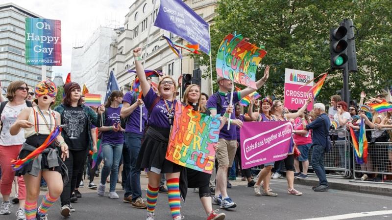 Lugares LGBTI na Cidade do Cabo: Parada Gay
